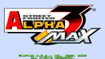 Street Fighter Alpha 3 iso