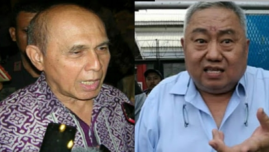 Kivlan Zein dan Lieus Sungkharisma Dilaporkan Ke Polisi Atas Tuduhan Makar