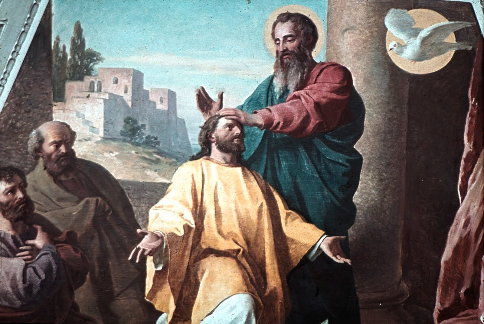 FrKevinEstabrook: January 26 2018 - Sts. Timothy and Titus - Apostolic  Succession in Scripture and Tradition