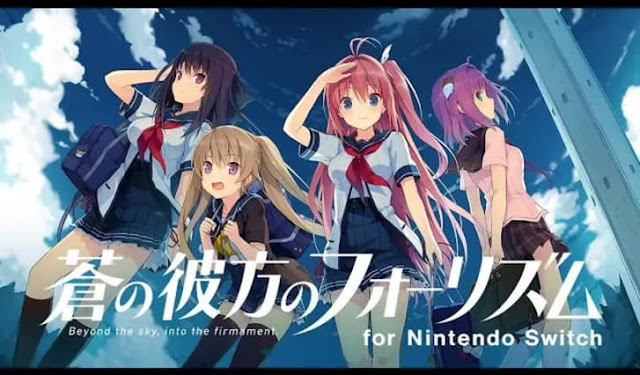 Aokana: Four Rhythm Across the Blue got a new trailer