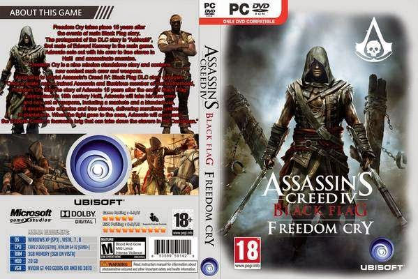 Game Pc Terbaik Terupdate Assassin Creed Freedom Cry Black Flag