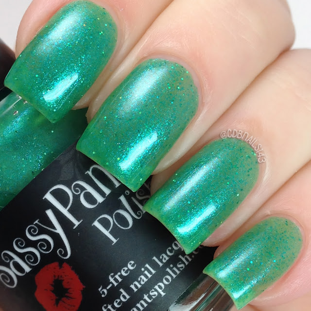 Sassy Pants Polish-You Had Me At ALOHA