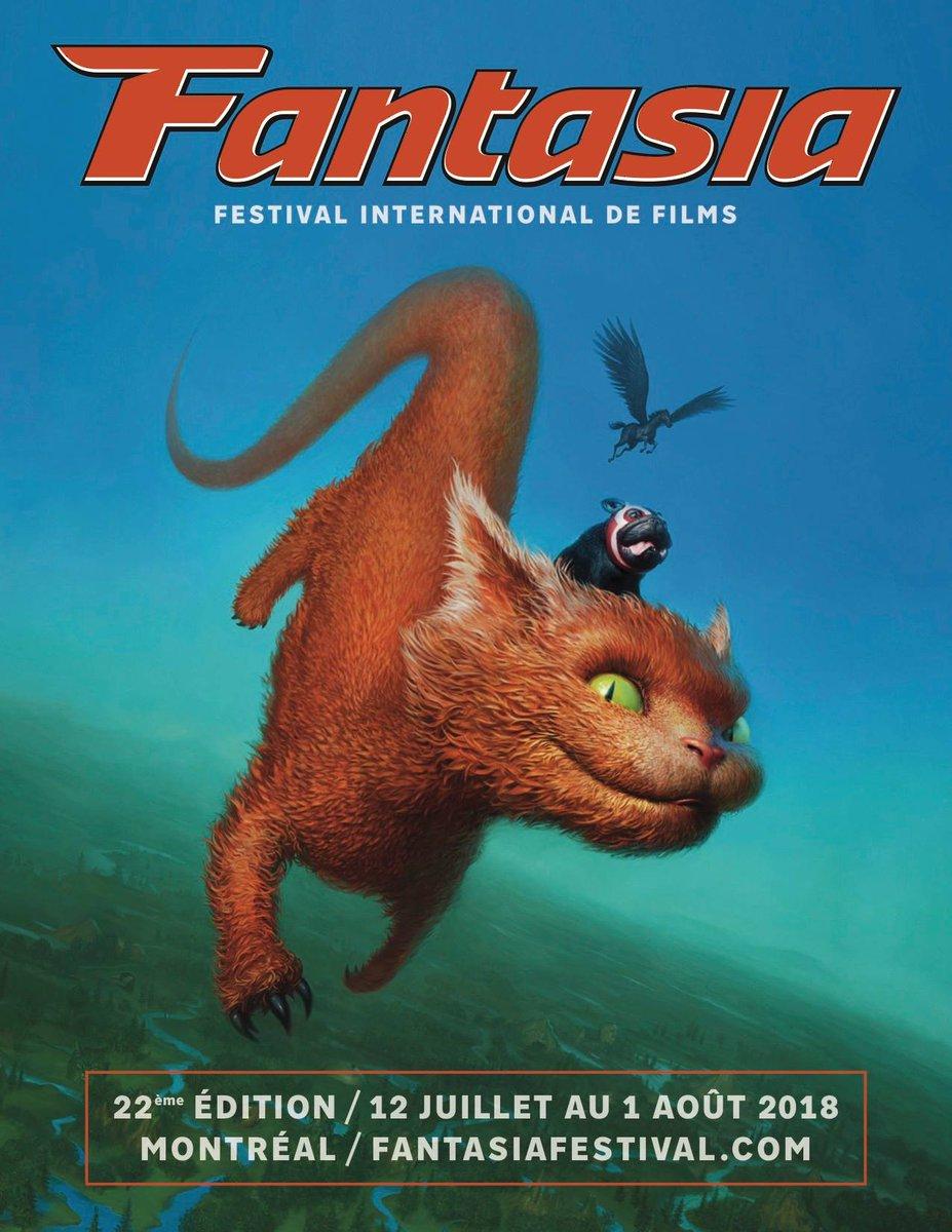 Fantasia Film Festival 2018