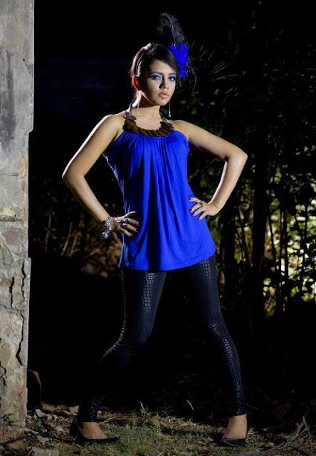Mila Islam Bangladeshi Singer Modeling Hot