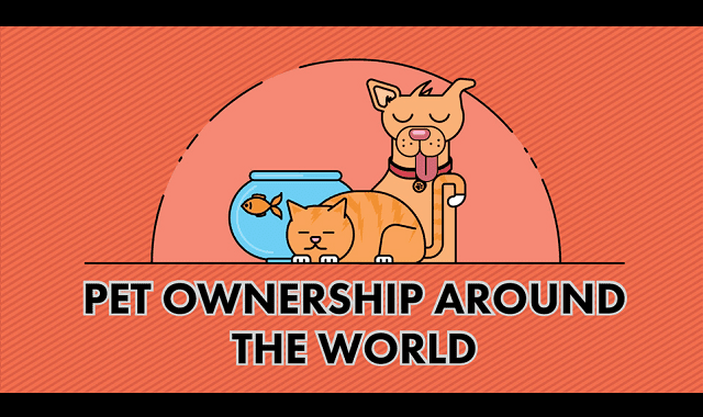 Pet Ownership Around The World