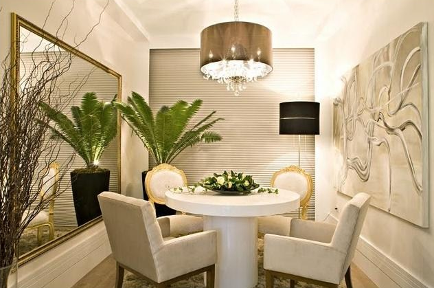 decorar los ambientes paredes espejos