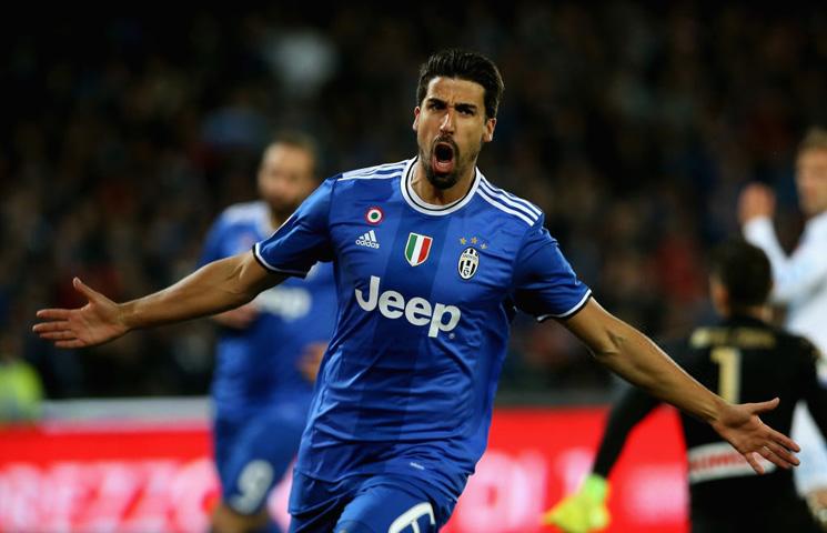 "Khedira: ""Mnogo sam naučio u Juventusu"""