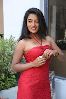 Mamatha sizzles in red Gown at Katrina Karina Madhyalo Kamal Haasan movie Launch event 179.JPG