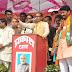 दसई में मुख्यमंत्री ने चुनावी सभा को किया संबोधित, कांग्रेस एवं राहुल गांधी पर जमकर बरसे, कहाँ - लगातार हार से हताश कांग्रेस को भाजपा से डर लग रहा हैं