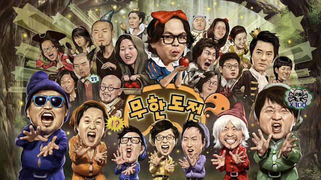 ТВ шоу Южной Кореи