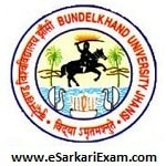 Bundelkhand University Admission Form 2018