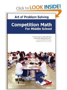 Mathematics Books Review: Competition Math for Middle School