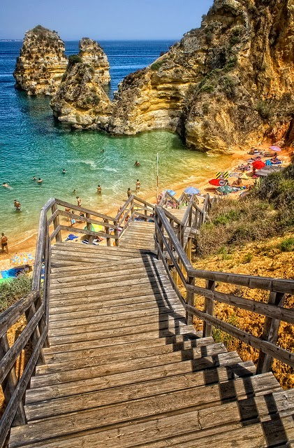 10 Hottest Summer Destinations In Europe | Down to the heaven, Lagos, Algarve, Portugal