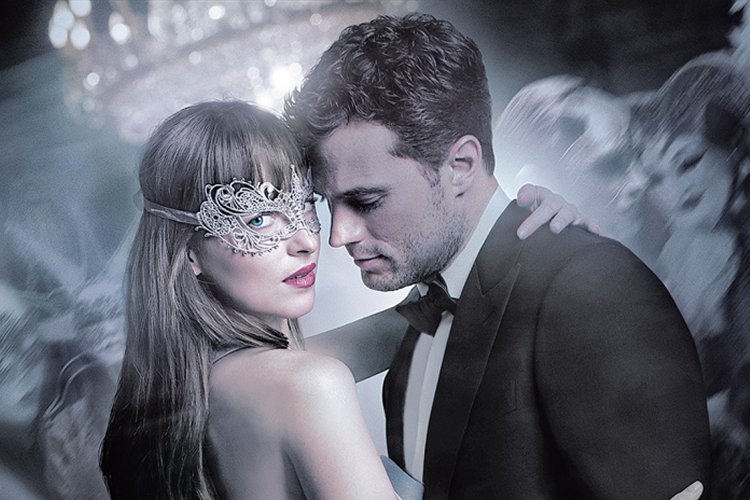 Oh So Geeky Fifty Shades Darker 2017 Remains Impotent