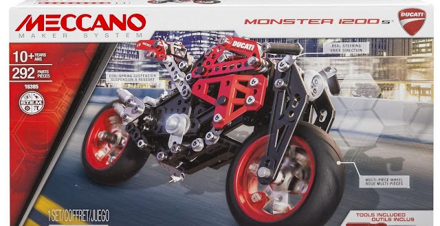 Meccano Monster 1200 S