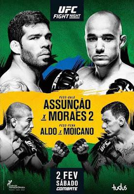 UFC Fight Night Assunção Vs. Moraes 2 2019 Custom HD Latino