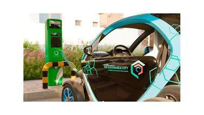 El proyecto de ciudad sostenible de Emiratos Árabes
