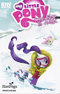 My Little Pony Friendship is Magic #3 Comic Cover Hastings Variant