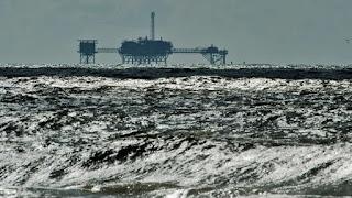 نتيجة المسح السيزمي في البحر المتوسط، مصر عائمة على بحر من الغاز باحتياطي 200 تريليون قدم مكعبة،