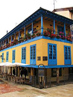 Plaza del Fontán; Oviedo; Uviéu; Asturias