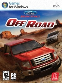 ford racing off road iso