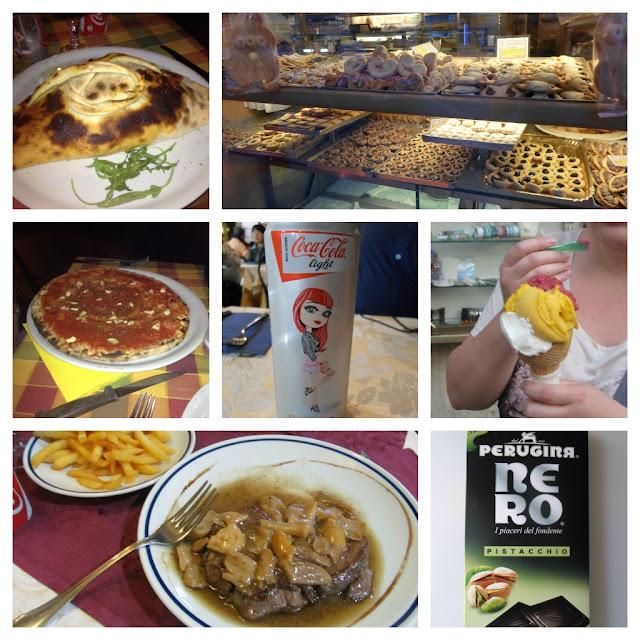 Sugarpuffish Pizza & Gelato - Rome Part 2