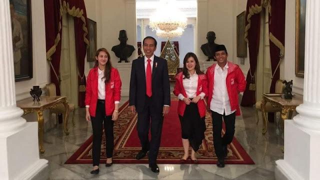Gerindra Kritik Pertemuan Jokowi dan PSI di Istana Negara