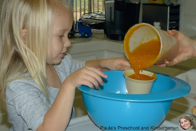 How to make a pumpkin pie (and teach math, language arts and life skills)