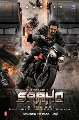 Saaho 2019 Hindi Movie Pre-DVDRip 1.4Gb Download