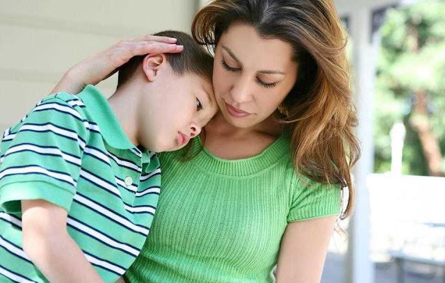 كيف تجعلين طفلك يسمع كلامك