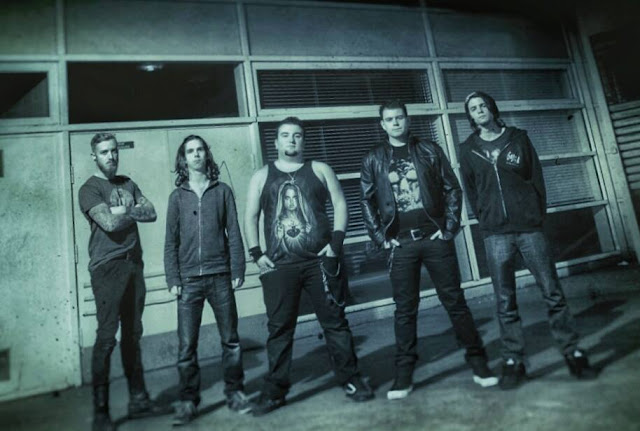 Nightmare Corporation, Melodic Death Metal Band from France, Nightmare Corporation Melodic Death Metal Band from France