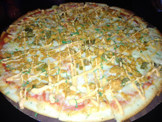 Pizza Play The Lounge , Lower Parel
