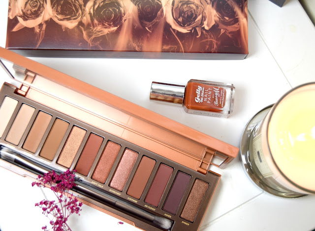 My Urban Decay Naked Palette, & a drugstore substitute