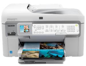 HP Photosmart C309a Printer Driver Download
