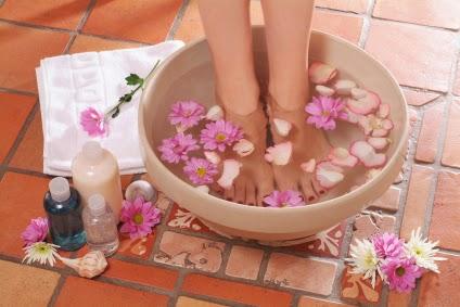 Odmrażamy stopy, czyli pielęgnacja stóp