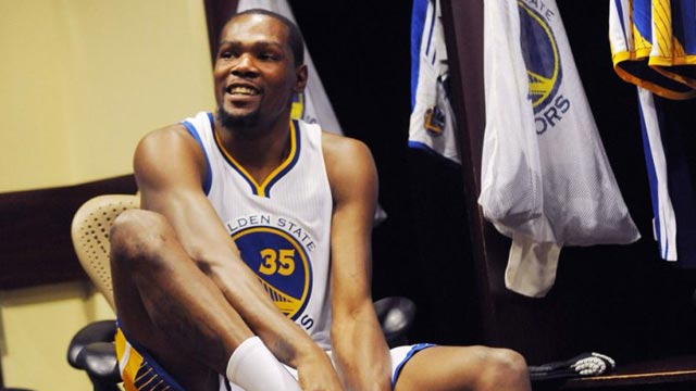 Merasa Belajar Lagi Di Warriors, Kevin Durant Menyindir Bekas Klubnya?