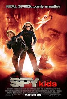 Spy Kids (2001) พยัคฆ์จิ๋วไฮเทคผ่าโลก