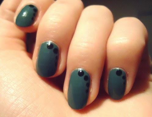 Nail art doting Tool
