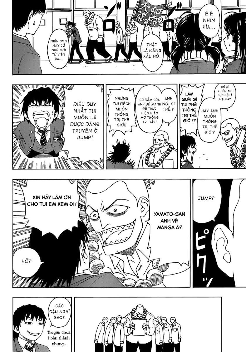 Takamagahara chap 2 trang 9