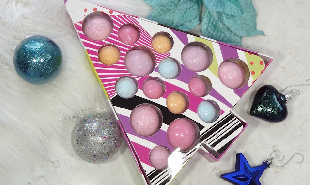 Hard Candy - Bath Bomb Set