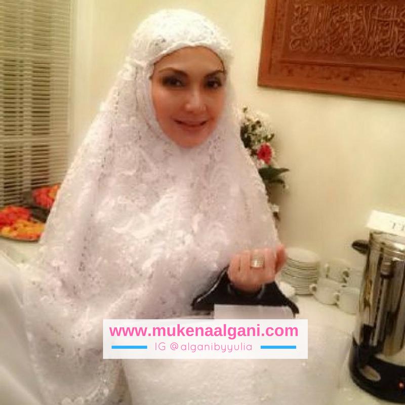 Mukena AL Gani Mewah