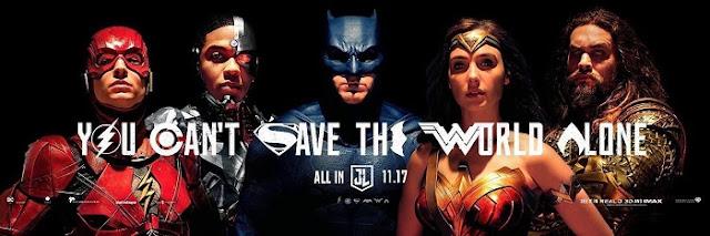 Ліга Справедливості постер