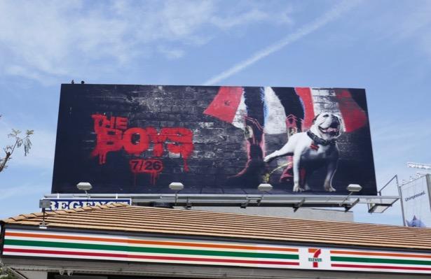 Boys series teaser billboard