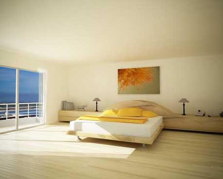 Decorations: Minimalist Design - Modern Bedroom Interior ... on Minimalist Modern Bedroom Design  id=47938