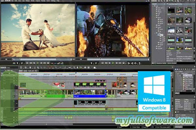 EDIUS PRO 2016 Full Free Download For Windows 8
