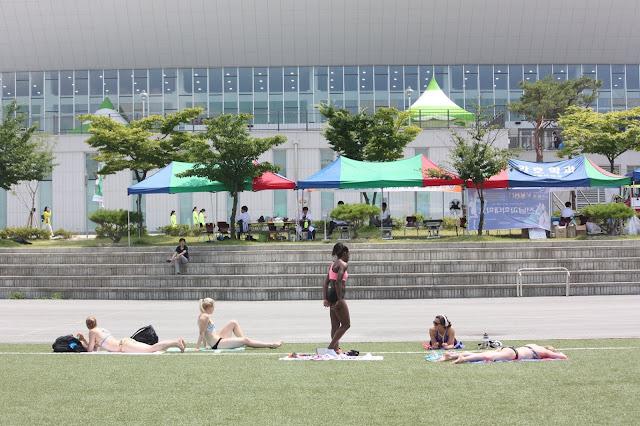 Khuôn viên trường đại học Nambu
