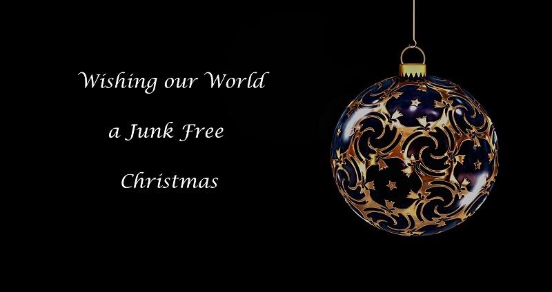 Junk Free Christmas