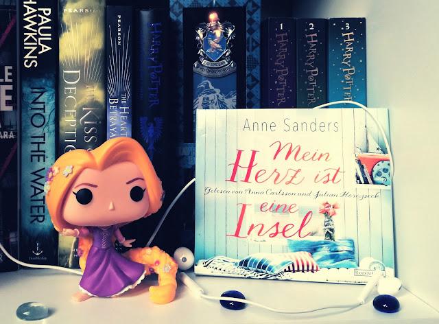 Cover von Mein Herz ist eine Insel Hörbuch