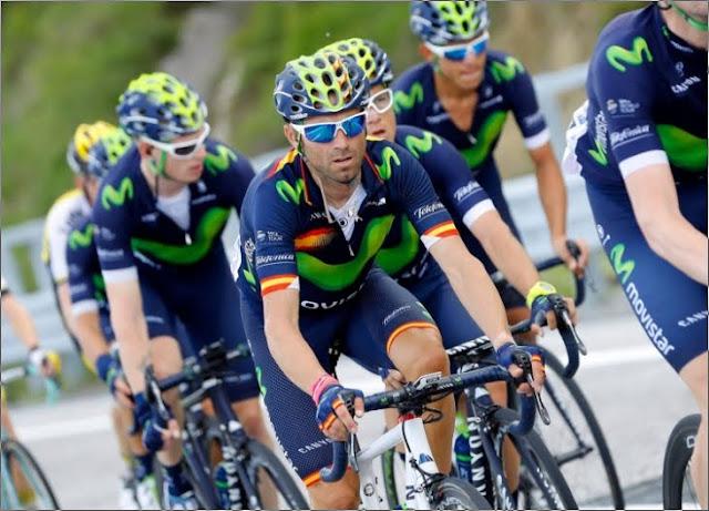 ¿Tu crees que Valverde puede ganar el Giro de Italia?