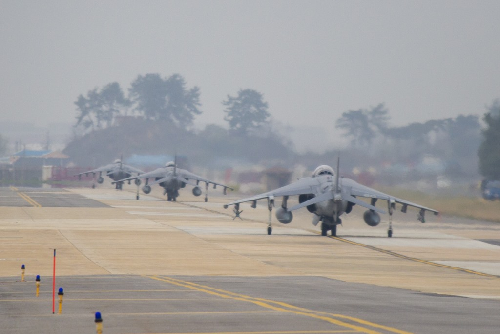 AMERICAN AND KOREANS PILOTS AIR-TO-AIR COMBAT - Blog Before Flight